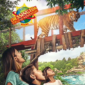 Win an Unbelievable Adventure  to 'Land of the Tiger'!