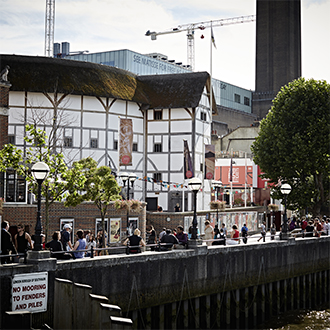Win a Family Day Out at Shakespeare's Globe with Afternoon Tea