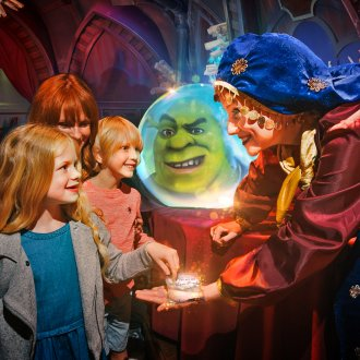 Win a family pass to SEA LIFE London Aquarium and Shrek's Adventure! London