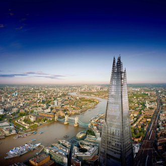 Win 4 tickets to The View from the Shard