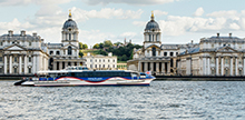 Win a River Roamer pass with Thames Clippers!